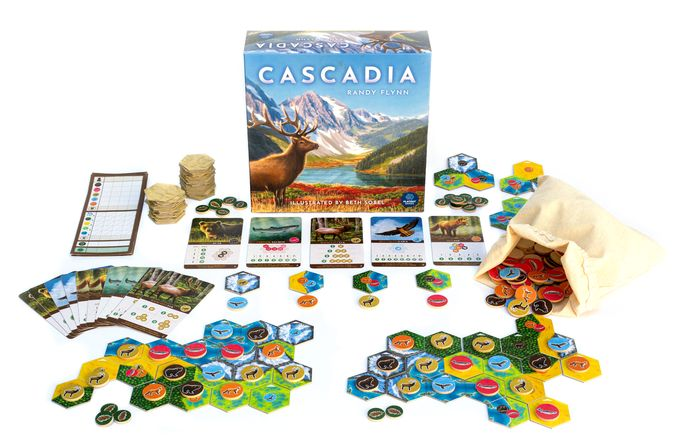CASCADIA Little Rocket Games