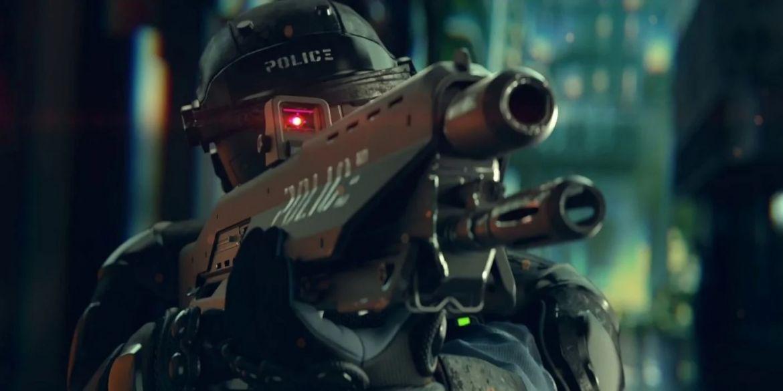 Cyberpunk 2077 Polizia