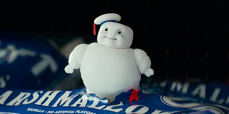 Ghostbusters Legacy mini Omino dei Marshmallow