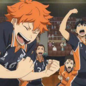 Haikyu LAsso del Volley