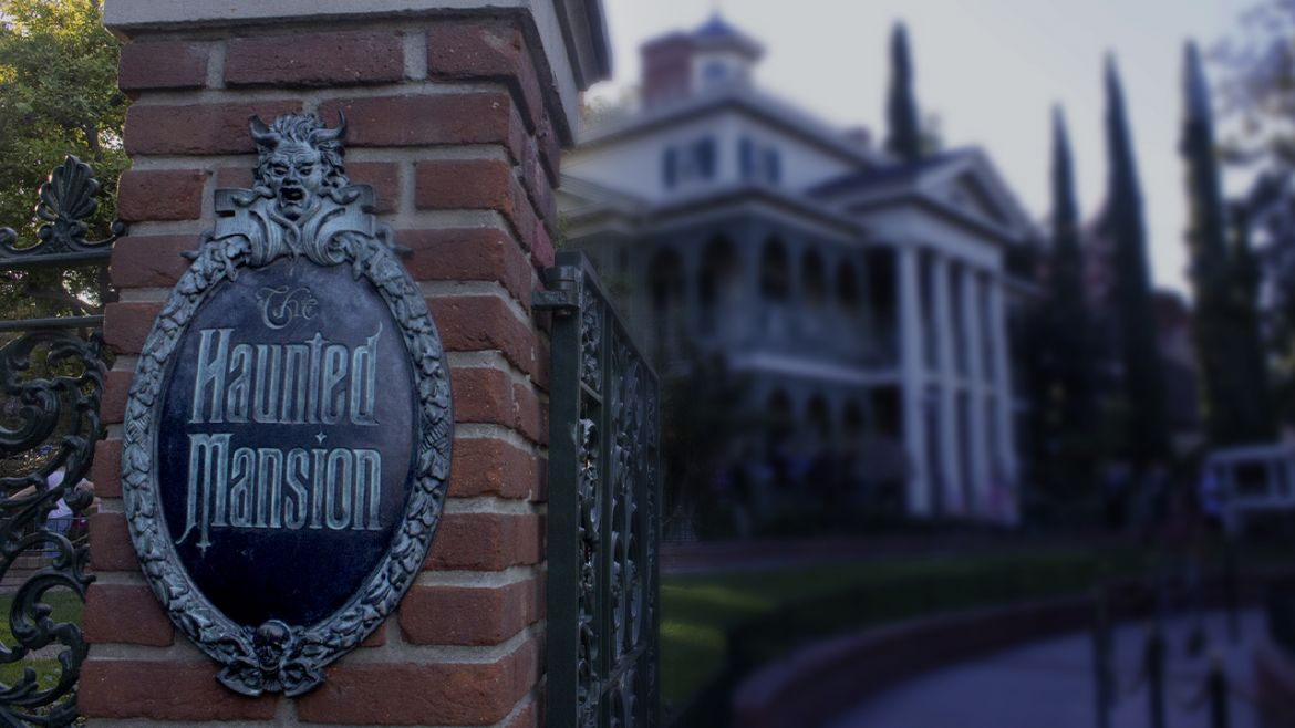 Haunted Mansion Disney Park
