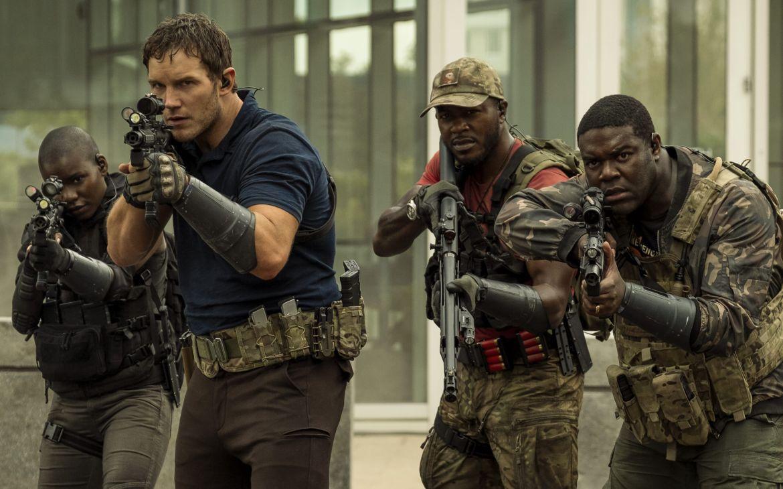 La Guerra di Domani Chris Pratt