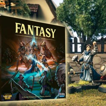 Lasting Tales A Fantasy Miniatures Game