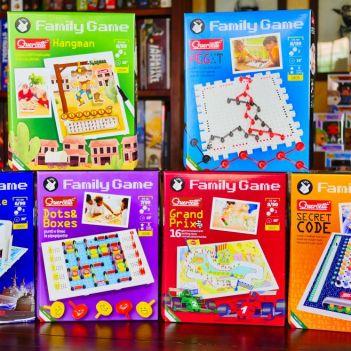 Quercetti Family Game