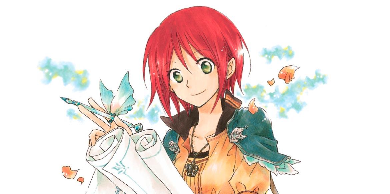 Shirayuki dai capelli rossi manga star comics