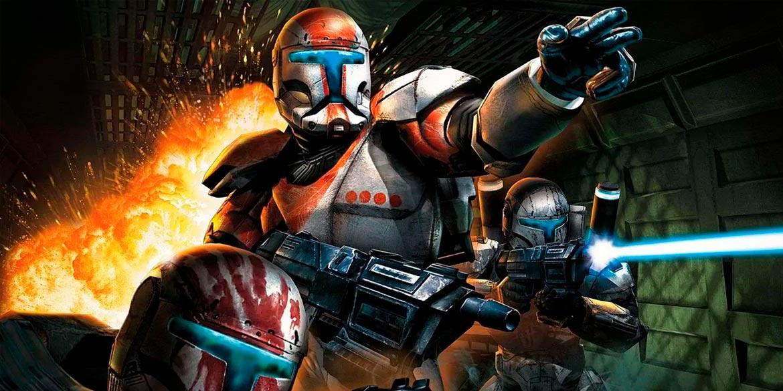 Star Wars Republic Commando ps4 ps5 switch
