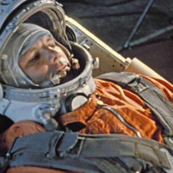 Jurij Alekseevic Gagarin yuri primo uomo nello spazio
