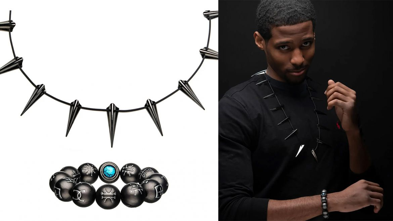 black pantherset repliche dettagli