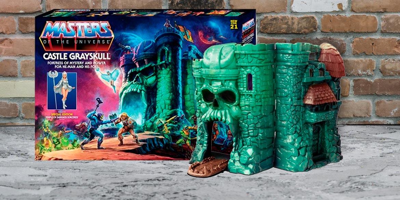 castello di grayskull masters of the universe