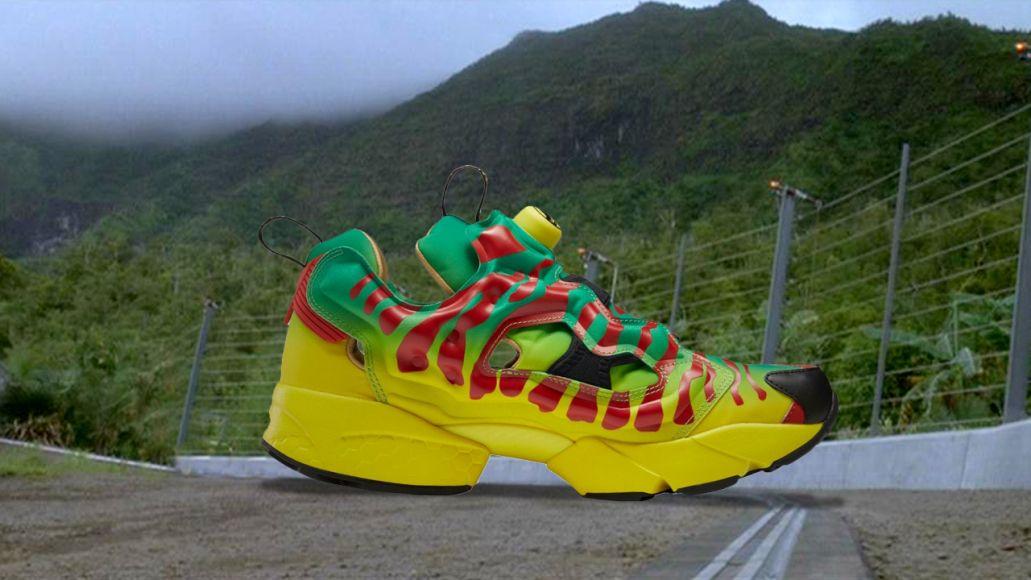 jurassic park scarpe reebok