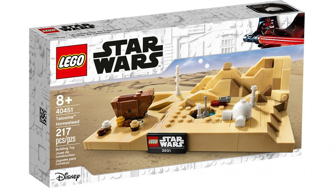 lego star wars fattoria tatooine