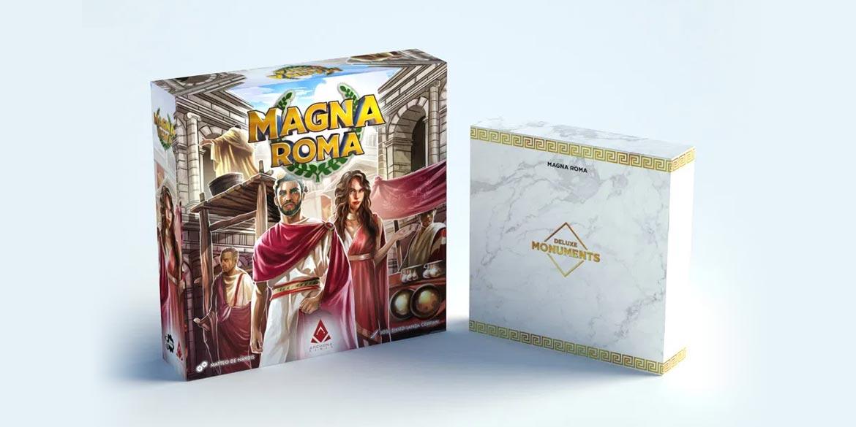 magna roma gioco da tavolo archona games