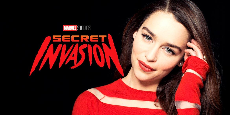 secret invasion emilia clarke