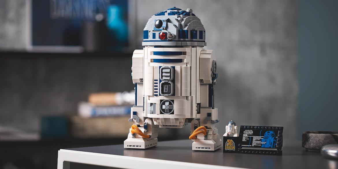 set lego star wars r2 d2