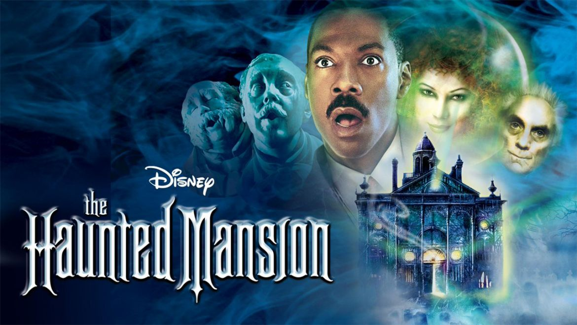 the haunted house eddie murphy 2003