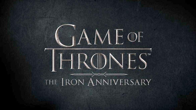 trono di spade decimo anniversario