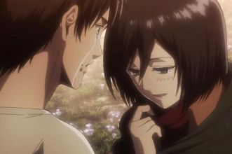 Eren x Mikasa Love Comedy Collection