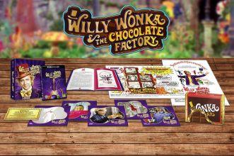 willy wonka cofanetto collezione