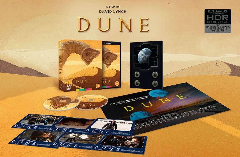 Dune 4K David Lynch 1984