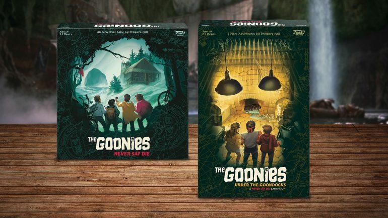 Goonies espansione under the goondocks