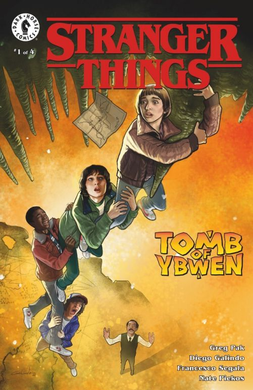 Stranger Things Tomb of Ybwen