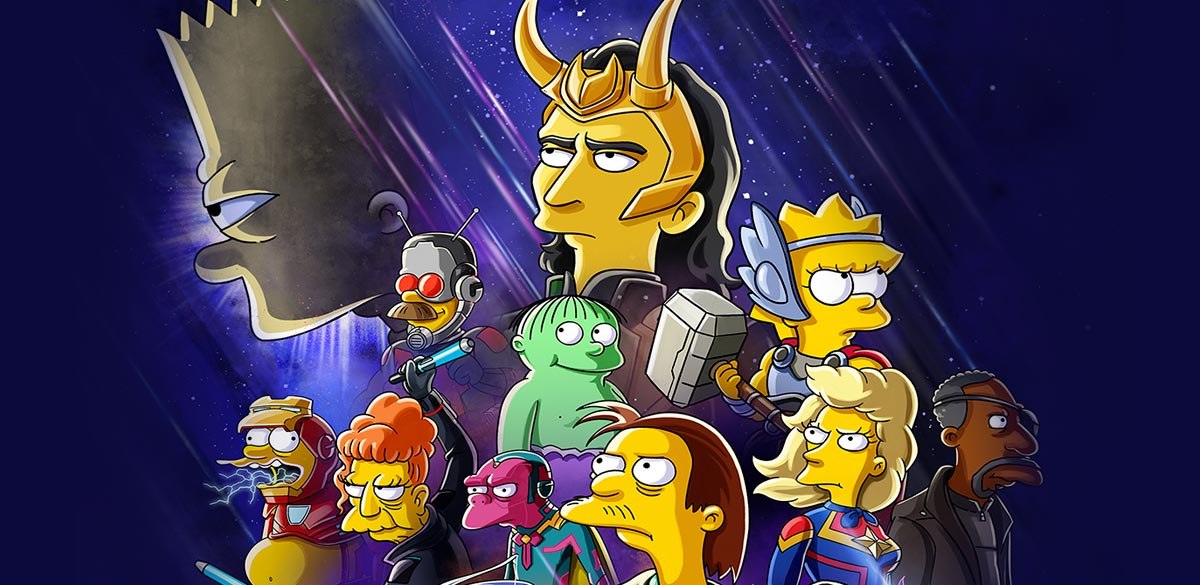 The Good the Bart and the Loki