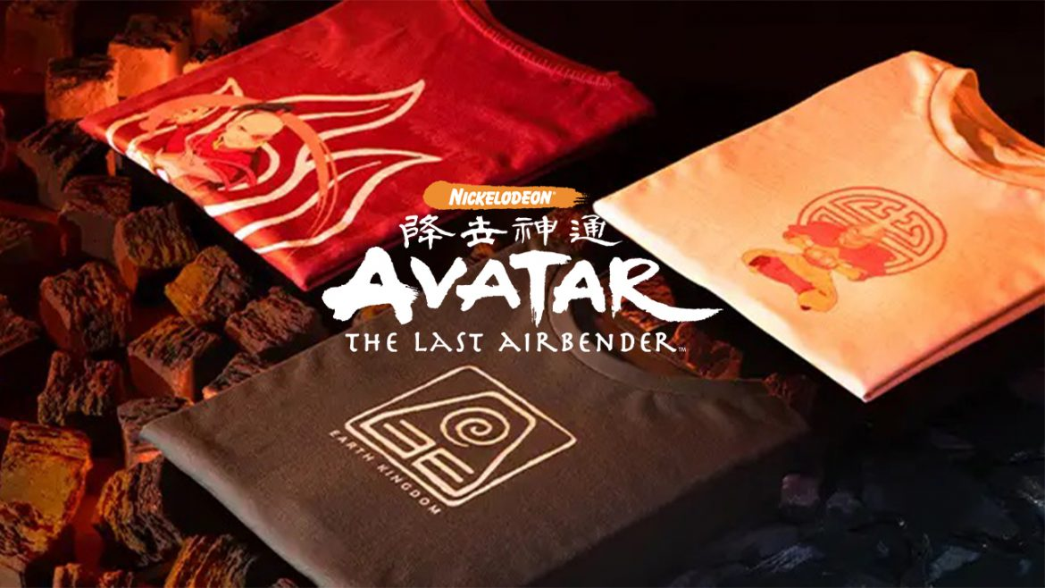 avatar aang nuova collezione