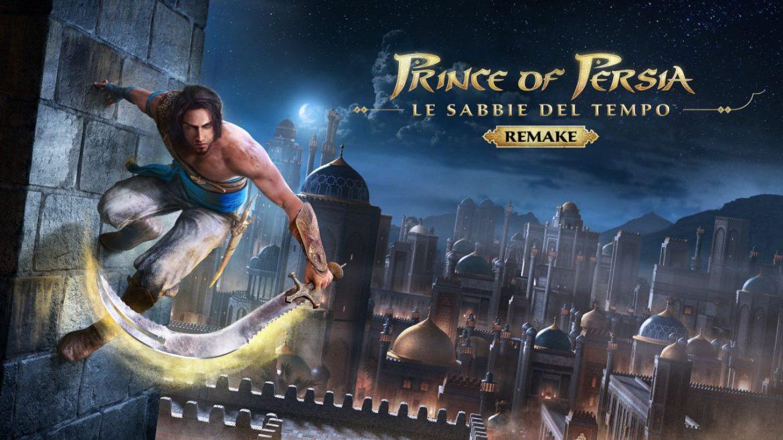 prince of persia sabbie tempo remake