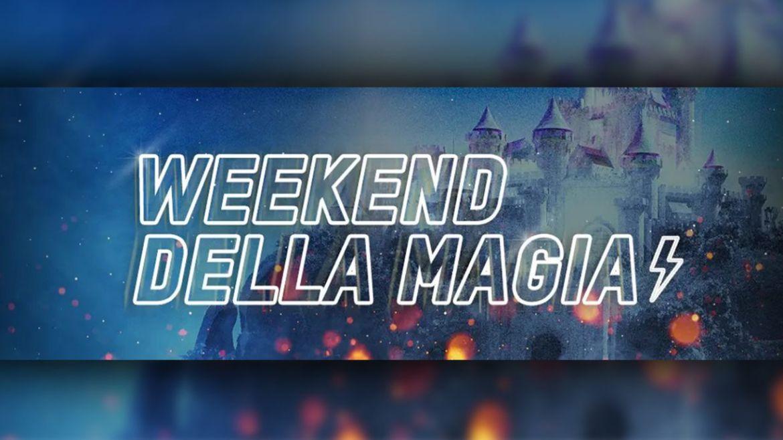 weekend magia zavvi