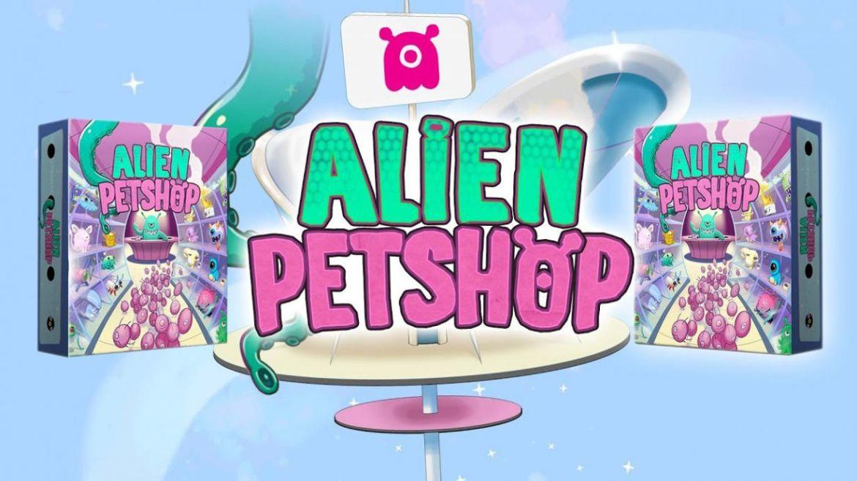 Alien Petshop
