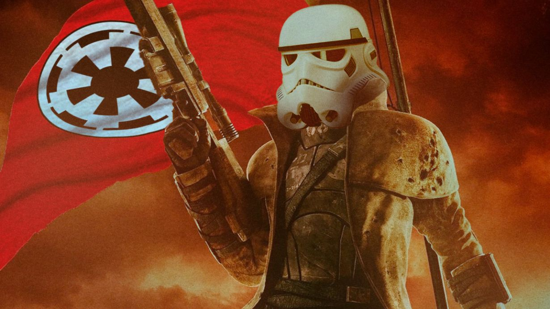Fallout mod Star Wars