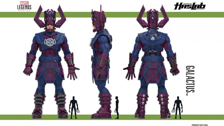 Hasbro Galactus misure