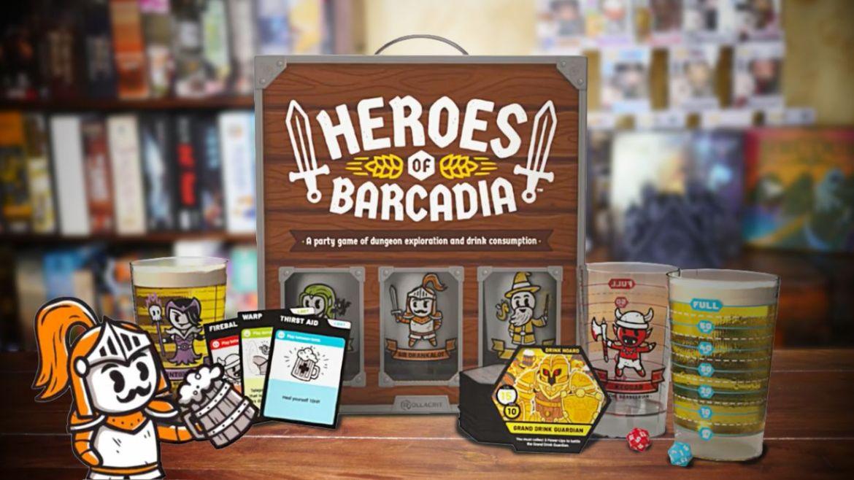 Heroes of Barcadia