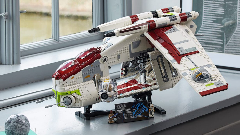LEGO Cannoniera Repubblica