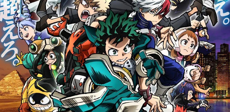 My Hero Academia World Heroes Mission