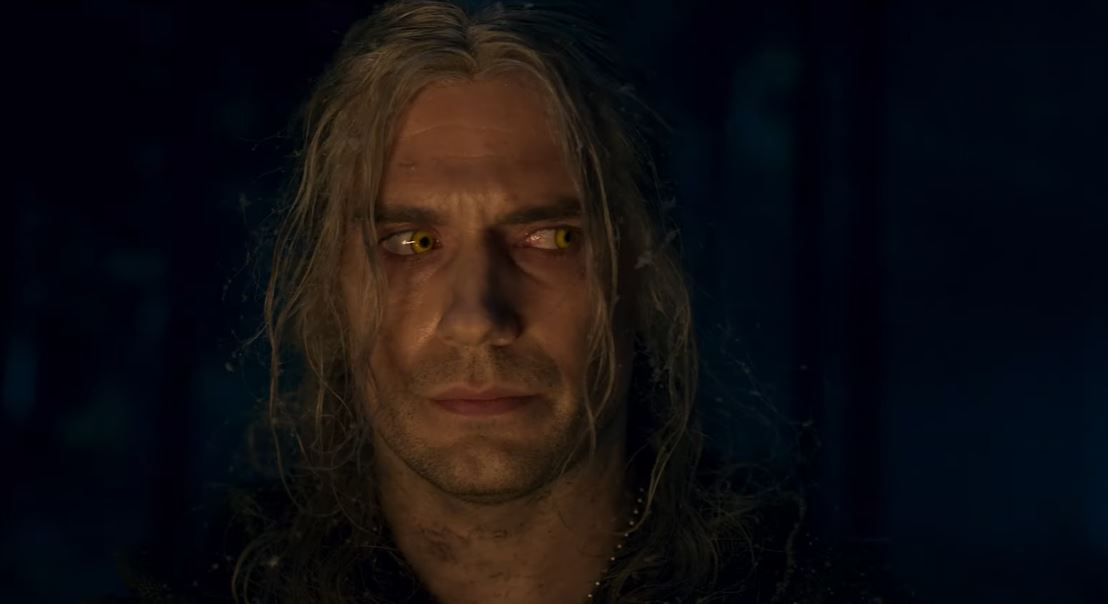 The Witcher 2 Henry Cavill