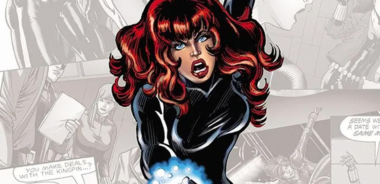 fumetti black widow