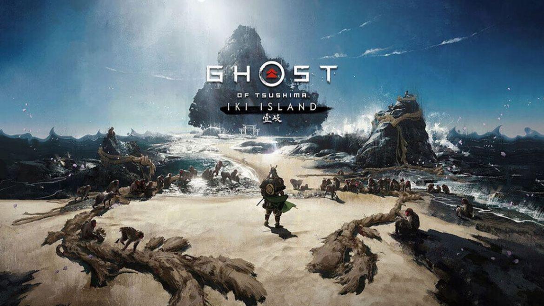ghost tsushima iki island