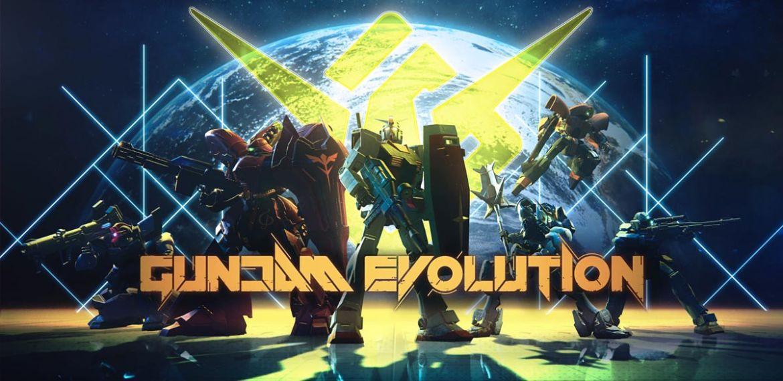 gundam evolution sparatutto
