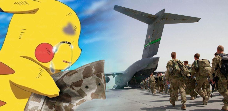 pokemon abbandonati in Afghanistan cover