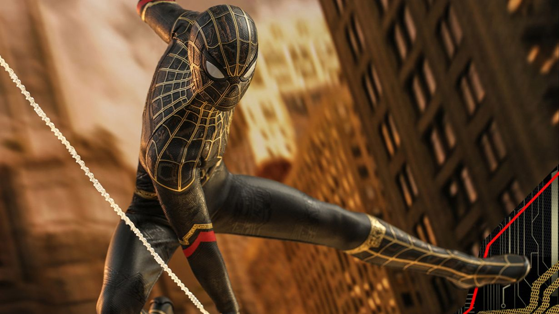 spider man figure costume