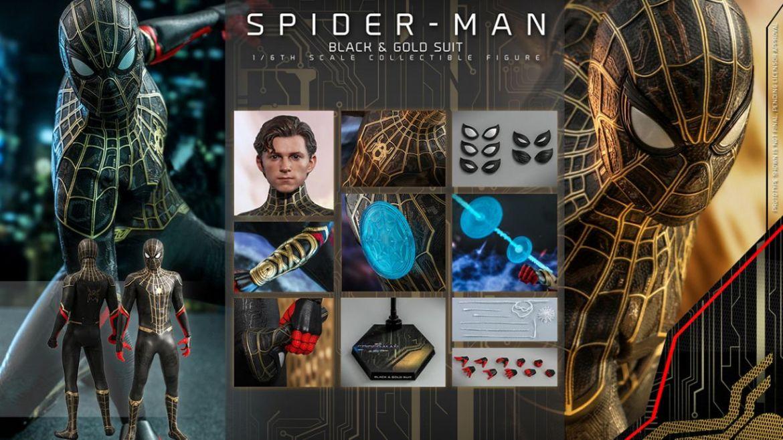 spider man figure hot toys
