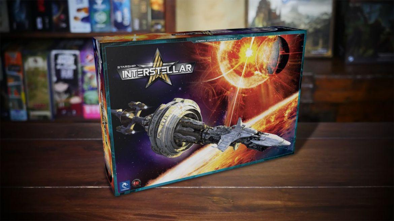 starship interstellar pendragon
