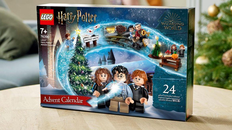 Calendari avvento Harry Potter 2021 LEGO