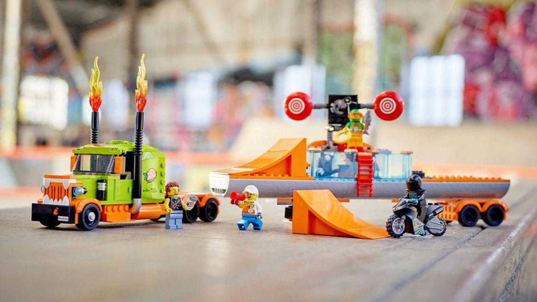 LEGO City Stuntz Truck Stunt