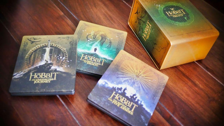 Steelbook Lo Hobbit