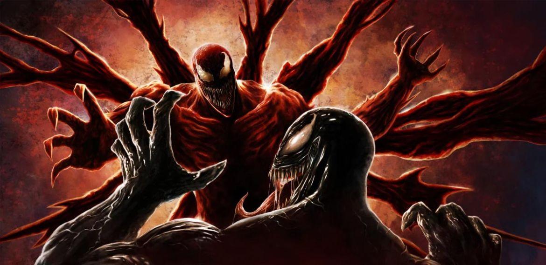 Venom Carnage's fury